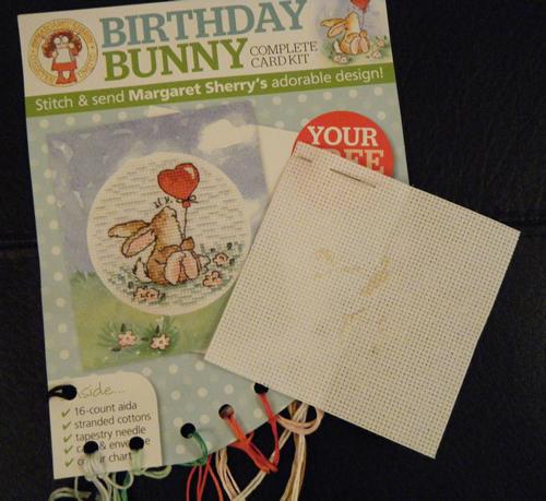 Birthday Card March